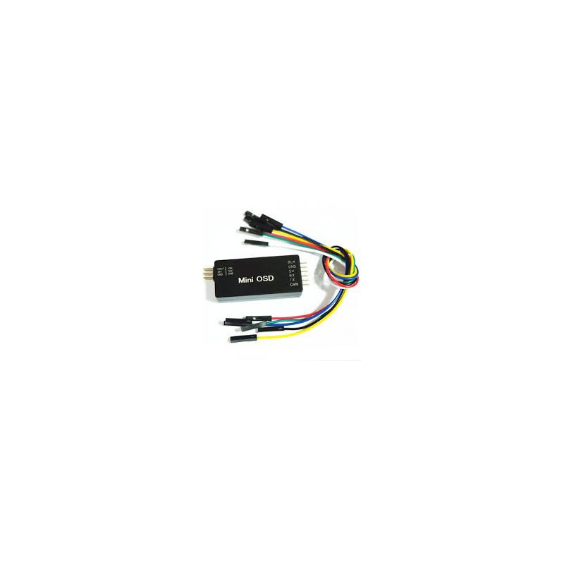Mini OSD Module for APM PIX Pixhawk Pixhack Flight Control Board