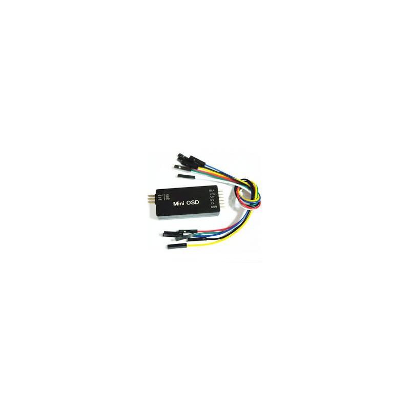 Mini OSD Module for APM PIX Pixhawk Pixhack Flight Control Board
