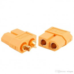XT60 Connector 3.5mm Male and Female pair