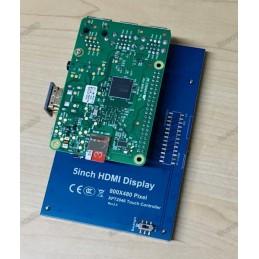 HDMI Interface 5 Inch 800x480 TFT Display