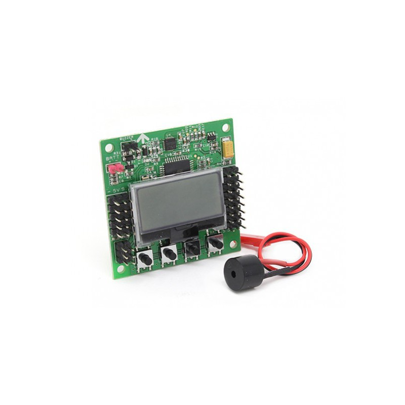 KK2.1.5 Multi-rotor LCD Flight Control Board With 6050MPU And Atmel 644PA