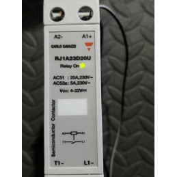Carlo Gavazzi Solid State Relays, RJ1A Series