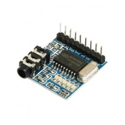 MT8870 DTMF Audio Decoder Module