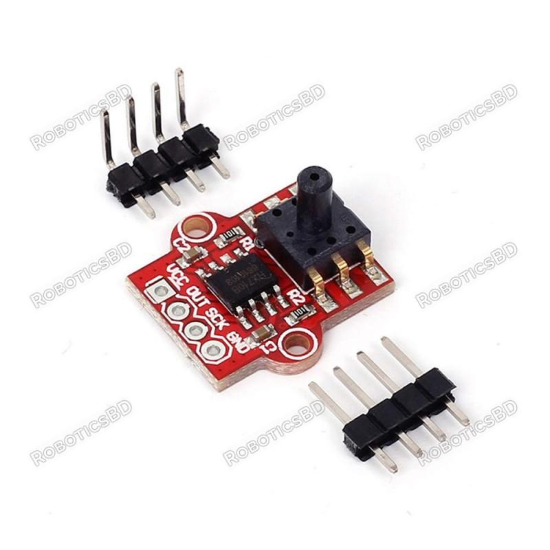 Digital Barometric Pressure Sensor Module 0-40kPa