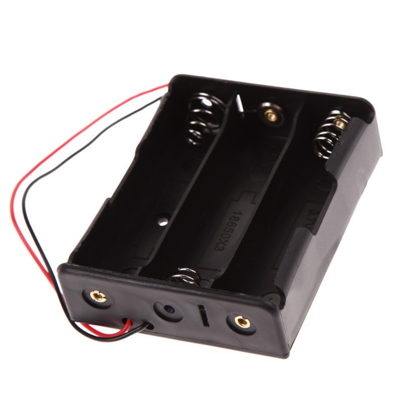 18650 Battery Holder 3S with wire