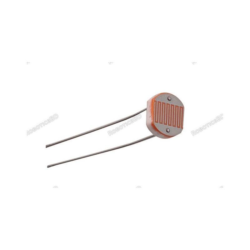 Light Depending Resistor (LDR)