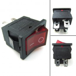 4Pin ON-OFF Switch With Lamp