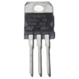 L7905CV Negative Voltage Regulator
