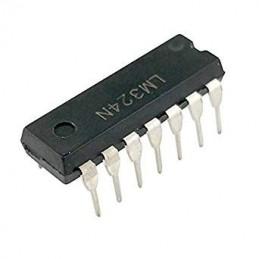 LM324N Quad Op-Amp