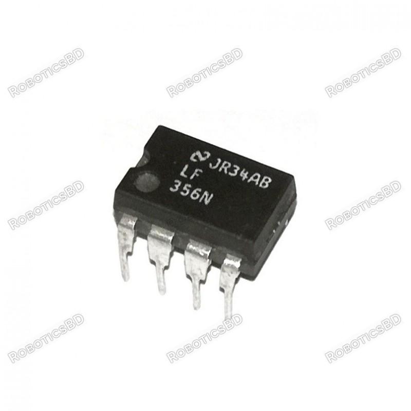 LF356n Operational Amplifiers