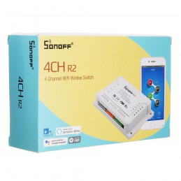 Sonoff 4CH R2 Smart Switch Wifi