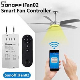 Sonoff IFan02 Smart Wifi Fan Speed Control