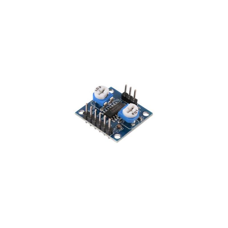 PAM8406 5Wx2 Class D Digital Stereo Audio Power Amplifier Module Board
