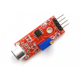 High Sensitive Microphone Sound Sensor Detection Module