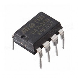 UA741CN Operational Amplifier