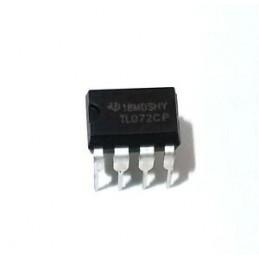 TL072CP JFET Dual Op-Amp
