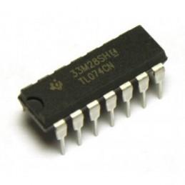 TL074CN, DIP-14