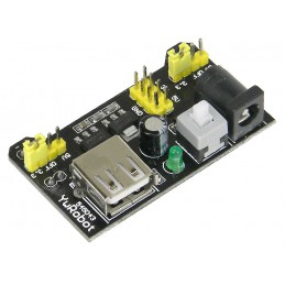 Breadboard Power Supply Module 3.3V 5V