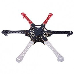 F550 550mm Hexacopter Drone Frame Integrated Power Distribution Board (PDB)