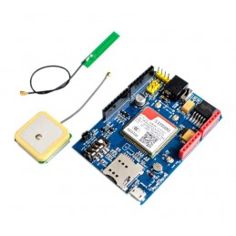 SIM808 GPRS/GSM+GPS Shield