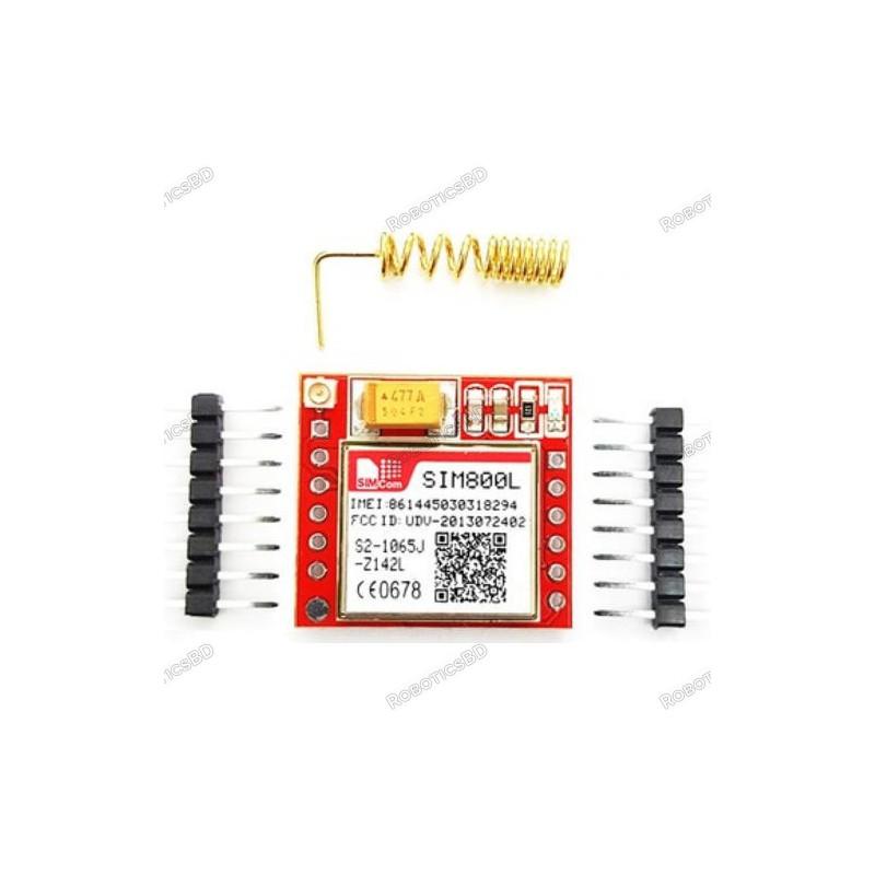 SIM800L Mini GPRS GSM Module