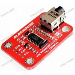 FM Radio Transmitter Module Arduino