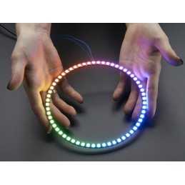 1/4 60 Ring - 5050 RGB LED...