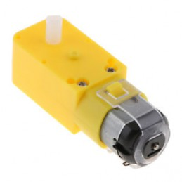 6V DC Geared Motor 130RPM...