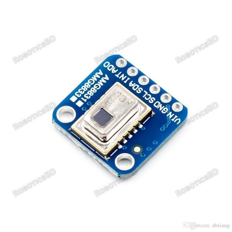 AMG8833 IR 8*8 Thermal Imager Array Temperature Sensor
