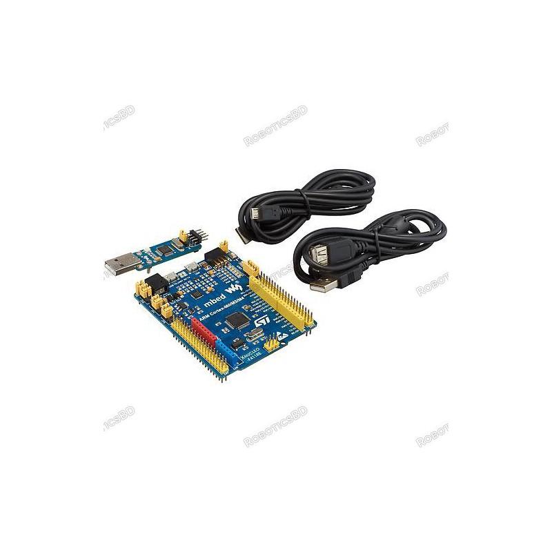 XNUCLEO-F411RE - Improved STM32 NUCLEO Board