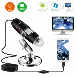 USB Digital Microscope 1000X