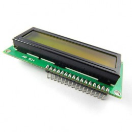 LCD Display 16X2 with Header