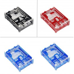 Raspberry Pi 4 Acrylic...