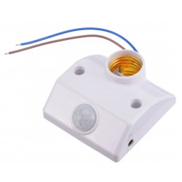 Motion Sensor based LED...