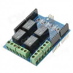 4 Channel 5V Relay Shield...