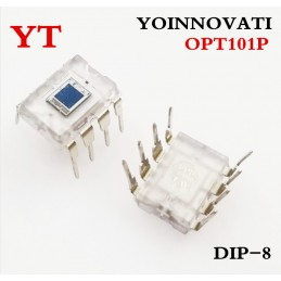 OPT101P PHOTODIODE/AMPLIFIER