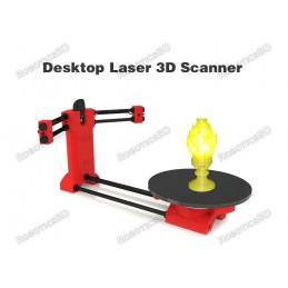 3D Scanner Laser Desktop-...