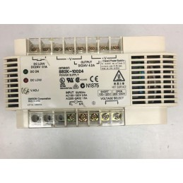 OMRON S82K-10024 POWER SUPPLY