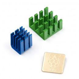 Raspberry Pi Heat Sink 3 Pcs