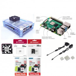 Raspberry Pi 4 Computer Complete Set Pack-2