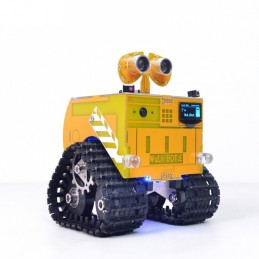 Wall-e Programmable Robot