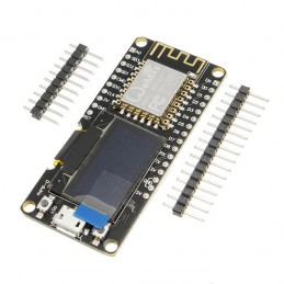 NodeMCU ESP8266 with 0.96...