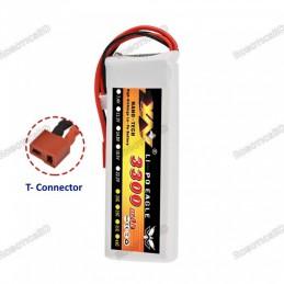 Lipo Battery 3300mAh 11.1V 3S