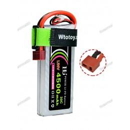 Lipo Battery 4500mAh 11.1V...