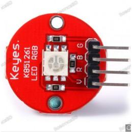 Full-Color RGB SMD Led Module