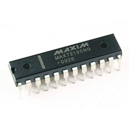 MAX7219 8-Digit LED Display...