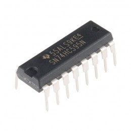 74595 Shift register