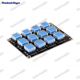 Button Keypad 3x4 module...