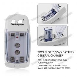 9 Volt Rechargeable Battery...