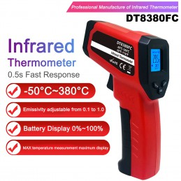 Infrared Temperature Gun...